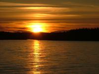 Sunset at Lake 2