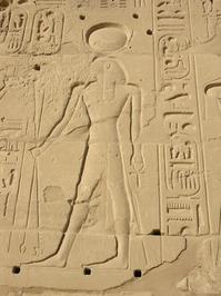 Temple in Karnak