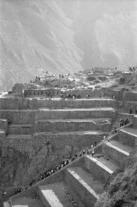 Landscape of Cusco 1