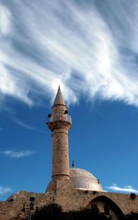 Antique Sinan basha mosque
