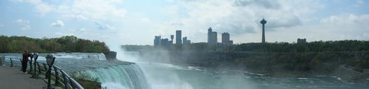 Niagara Falls Panaramic
