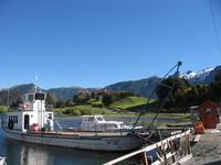 Bariloche - barco