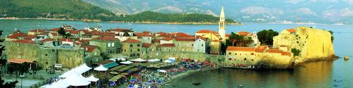 Budva::Old Town