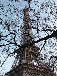 Eiffel Tower _ Paris Feb 04