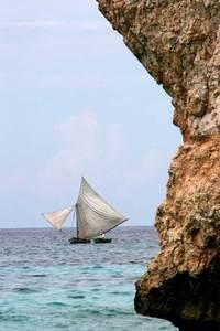 Haitian Fishing Boats