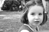 Mya in the park