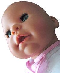 Baby Doll Head 02