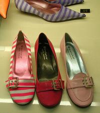 color shoe