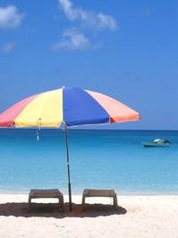 boracay beach umbrella