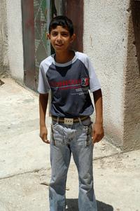 Palestinian children 1