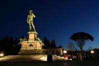 Piazzale michelangelo - Firenze - David