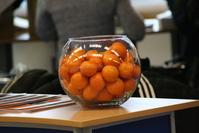 Tangerines :)