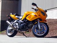 Suzuki SV650 1999 2