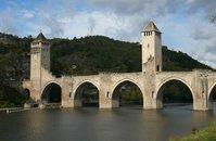 Pont Valentra, Cahors, France
