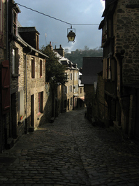 An old street