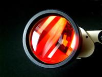 the lens 1