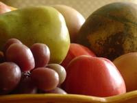 Frutas de cera