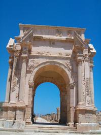 Leptis Magna, Libya 1
