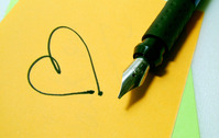 write a note