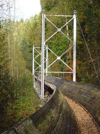 Bridge, logslide