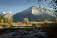 Vedder valley in winter