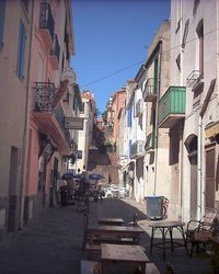 Village steps