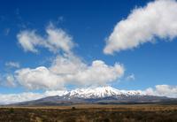 Tongariro Cloud formation
