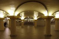 Underground, Paris 2005