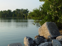 East Bank at Grand Lake St. Marys Ohio