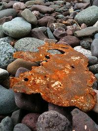 Rust On Stone