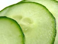 Macro Cucumber