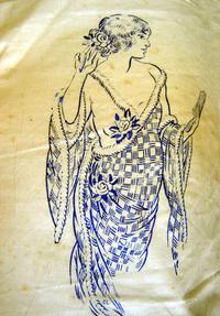 old fabric 5