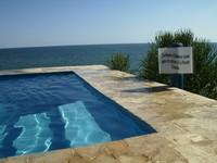 pool sign