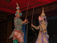 Thai Traditional Dance 4