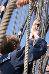 Sedov sailing ship 1