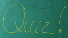 Quiz! 1