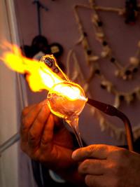 Fire of art