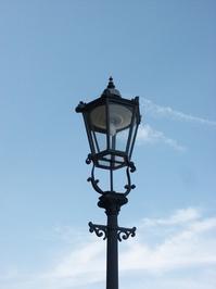 cast-iron lantern