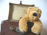 travel teddies (series), no