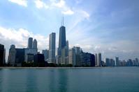 Chicago City Skyline 1
