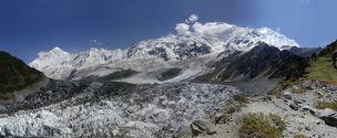 Panorama - Rakaposhi and Diran