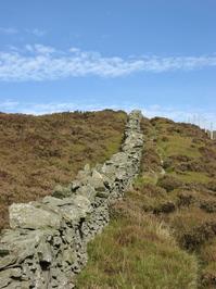 Wall - Moel Famau