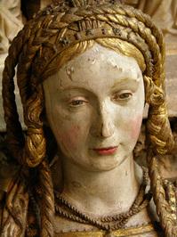 Virgin Mary Detail 2