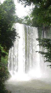 Waterfall Yucatan