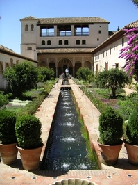 The Alhambra, Granada, Spain 3