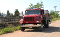 Country Fire Engine