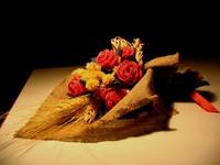 Artifficial roses