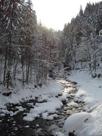 Snowriver