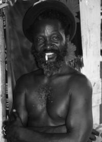 Jamacian Villager