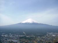 Fuji from Kawaguchi Lake 3